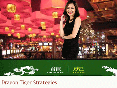 Top 3 Strategies Dragon Tiger For The New Beginners