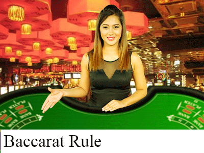 Baccarat Rules I Online Baccarat in Singapore