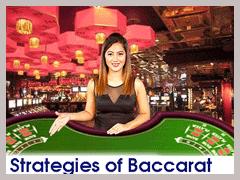 Strategies of Baccarat