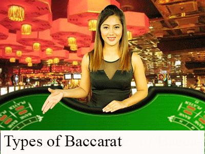Types of Baccarat That Players Should Know I Baccarat Online in Singapore