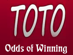 Odds of Winning