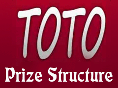 TOTO Prize Structure