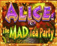 Play Alice & The Mad Tea Party Slot