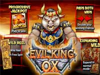 Overview Evil King Ox Slot