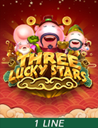 Three-Lucky-Stars-slots-game